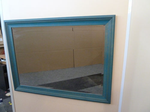 Bathroom and Hallway Mirror